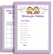 ao91bs-twins-girls-monkeys-purple-lavender-chevron-shower.jpg