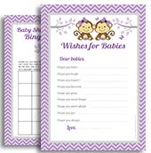 ao91bs-twins-girls-monkeys-purple-lavender-chevron-shower.jpg