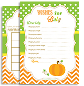 oz109bs-gender-neutral-limegreen-orange-polka-chevron-pumpkin-shower.jpg